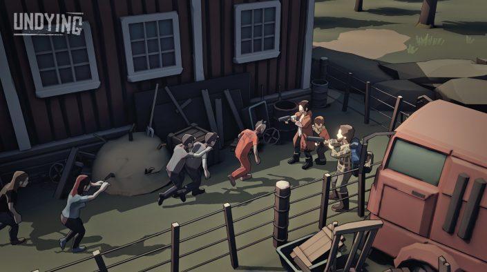 Undying: Zombie-Survival-Game vorgestellt – Details und Trailer