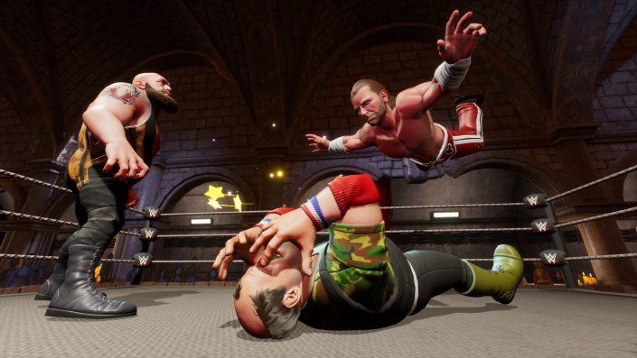 WWE 2K Battlegrounds: Das Wrestling-Spektakel im neuen Trailer präsentiert