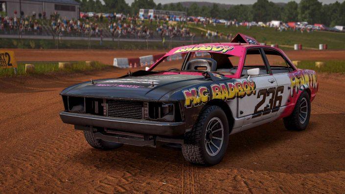 Wreckfest: PS5-Features im neuen Trailer demonstriert
