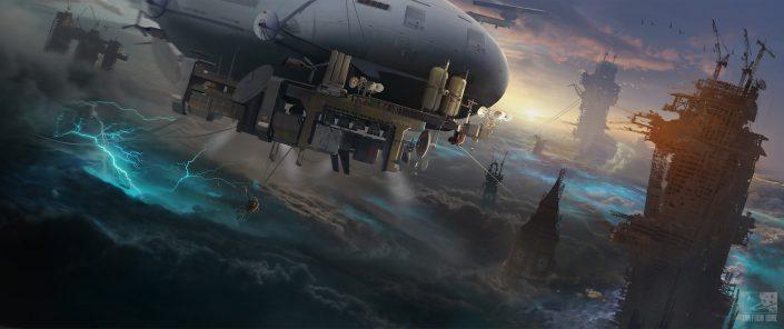 Project Oxygen: Neues Survival-Abenteuer für PS5, Xbox Series X und PC angekündigt