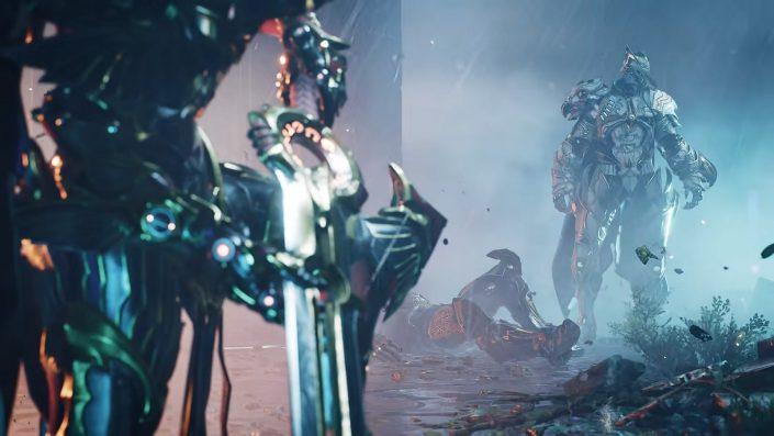 Godfall: Neues Gameplay-Video zeigt anspruchsvollen Bosskampf