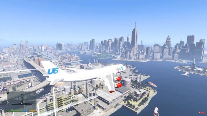 GTA 6: Frische Gerüchte eingetroffen – Liberty City in GTA Online?