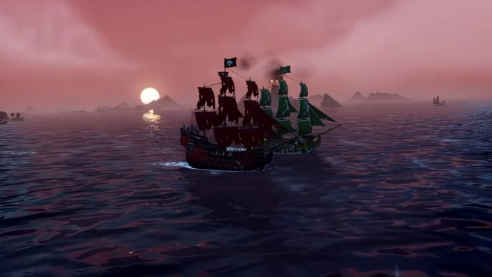 King of Seas: Neues Piraten-Rollenspiel mit Trailer angekündigt