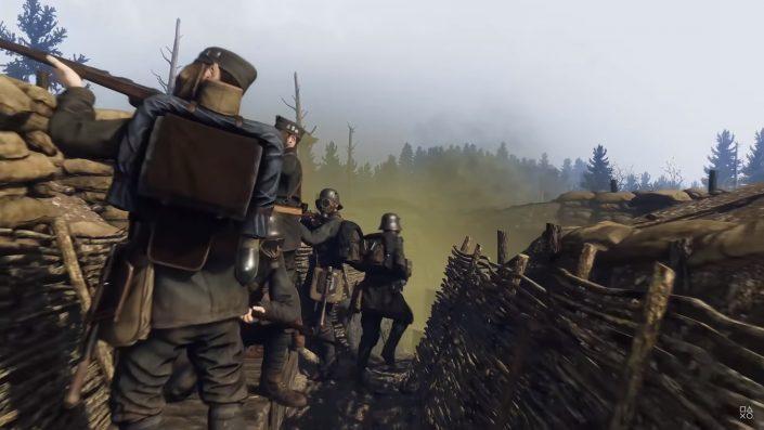 Tannenberg: WW1-Shooter jetzt auch für PS4 und Xbox One erhältlich – Launch-Trailer