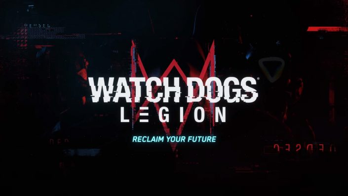 Watch Dogs Legion: Download-Version startet mit einem neuen Serienrekord
