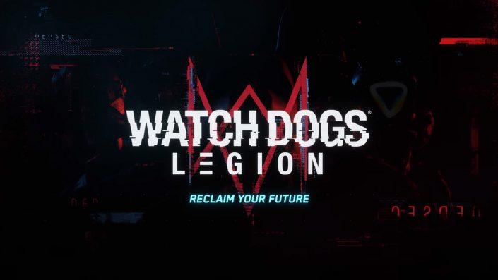 Watch Dogs Legion: Update 4.5 mit neuen Features und Inhalten veröffentlicht