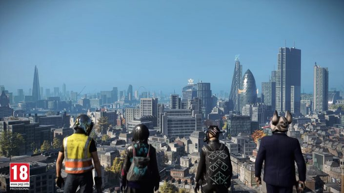 Watch Dogs Legion: Free Weekend und Rabatte angekündigt