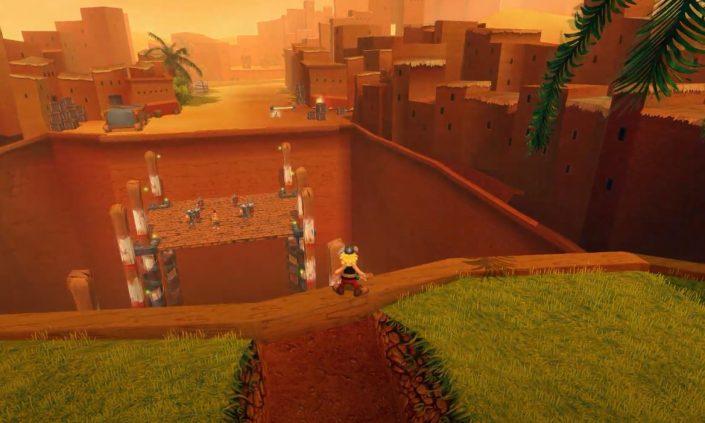 Asterix & Obelix XXL Romastered: Gameplay-Trailer führt euch in die Zeit der Römer