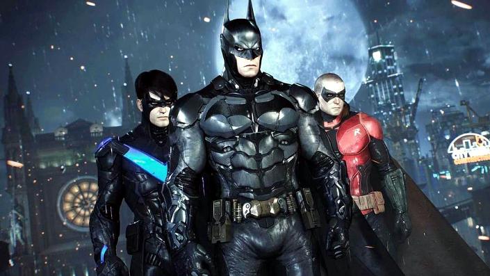 Batman Arkham Knight: Kostenloses Update schaltet zwei Skins frei
