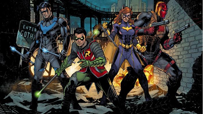 Gotham Knights: Warner Bros. verschiebt DC-Spiel auf 2022