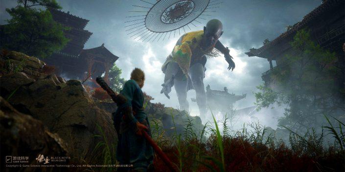 Black Myth Wukong: Release-Zeitraum und beeindruckender Trailer