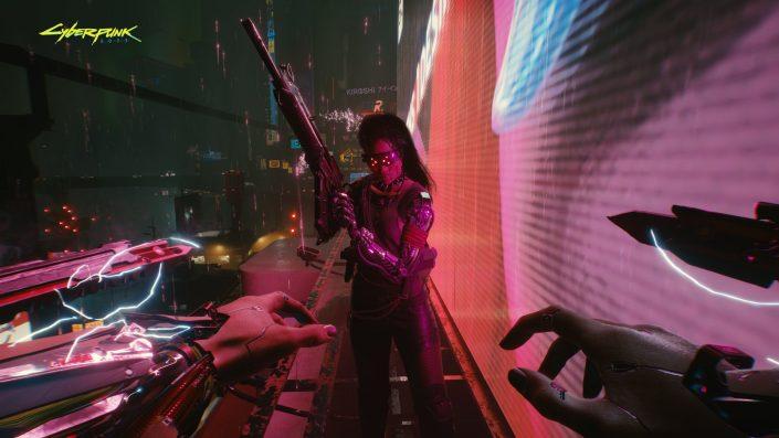 Cyberpunk 2077: Entwickler nicht über die Verschiebung informiert?