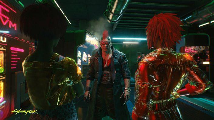 Cyberpunk 2077: Drei TV-Spots mit Keanu Reeves veröffentlicht