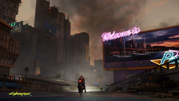 Cyberpunk 2077: Weitere Screenshots zum Action-Rollenspiel aufgetaucht