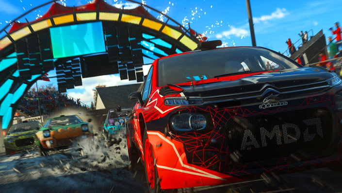 """DiRT 5: Kostenloser """"Snow Limits""""-DLC steht bereit – Der Changelog zum Update 2.00"""