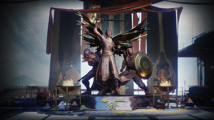 Destiny 2: Sonnenwende der Helden startet kommende Woche
