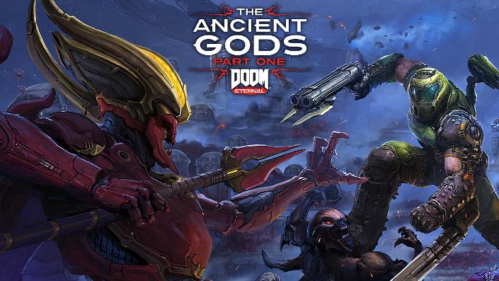 DOOM Eternal: Ancient Gods-DLC zum Ego-Shooter-Hit angekündigt
