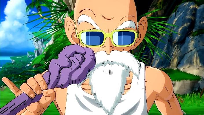 Dragon Ball FighterZ: Muten-Roshi als neuer Kämpfer bestätigt