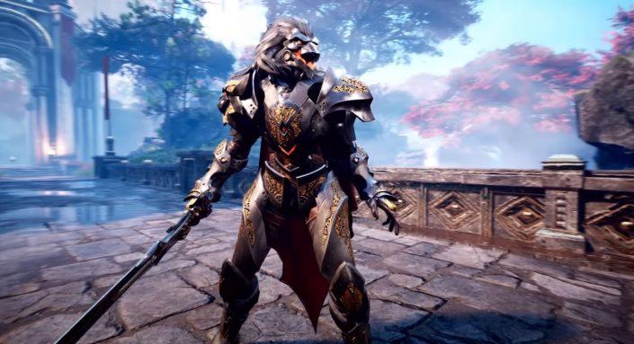 Godfall: Gameplay-Präsentation zeigt einen kurzen Kampf & Aegishorn-Teaser
