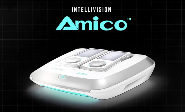 Intellivision Amico: Neue Videos zeigen die Spiele und die Hardware der Retro-Konsole
