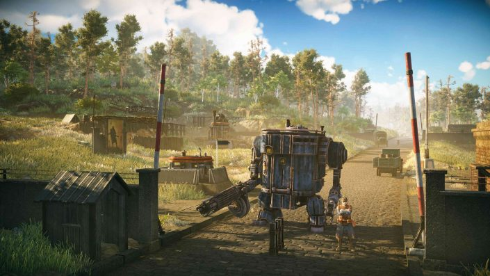 Iron Harvest: Der Launch-Trailer und ein Tutorial-Video zum Strategie-Abenteuer