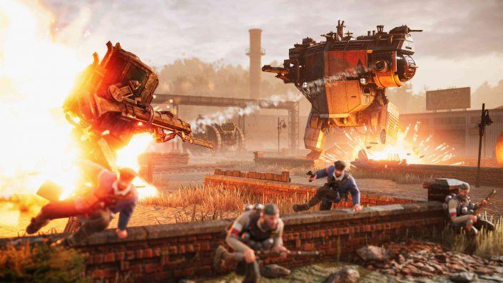 Iron Harvest: Spielszenen und positive Pressezitate im offiziellen Accolades-Trailer