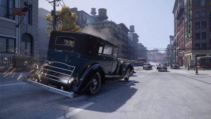 Mafia Definitive Edition: Klassischer Modus im Detail – Härtere Cops und mehr Herausforderungen