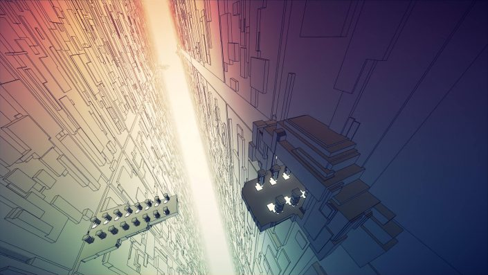 Manifold Garden: Das eschereske Exploration-Puzzle-Adventure ist für Konsolen erschienen – Launch-Trailer