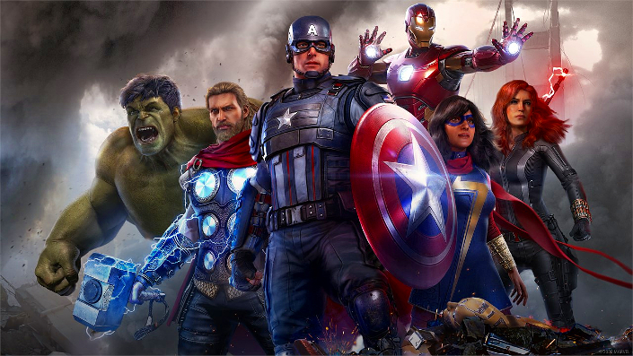 Marvel's Avengers: Day One-Update 1.03 zum Download und Server online