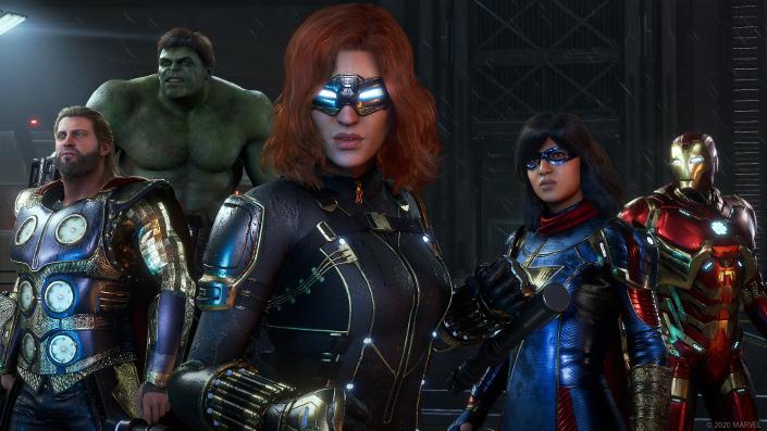 Marvel's Avengers: Humorvolle Videos zeigen Hulk und Iron Man in Aktion