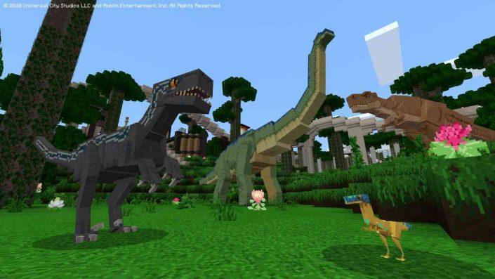 Minecraft: Jurassic World-DLC veröffentlicht – Trailer und Details