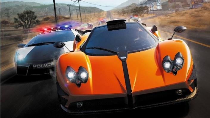 Need For Speed Reihe