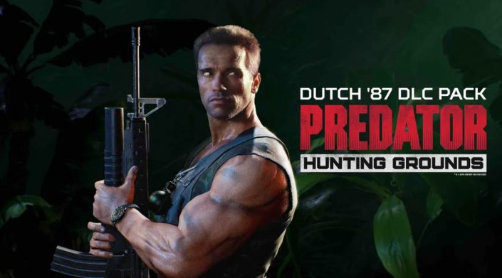 Predator Hunting Grounds: Dutch 87 kämpft sich in den Shooter