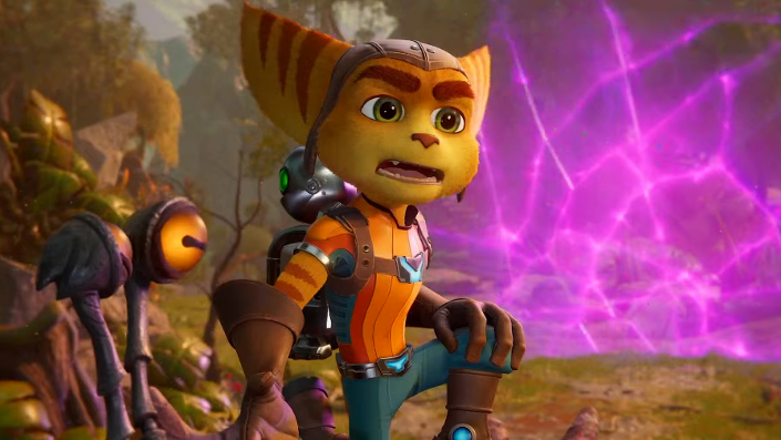 Ratchet & Clank Rift Apart: PS5-DualSense-Features im Interview