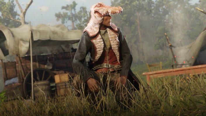 Red Dead Online: Jagd auf den legendären gestreiften Alligator eröffnet – Weitere Rabatte und Inhalte