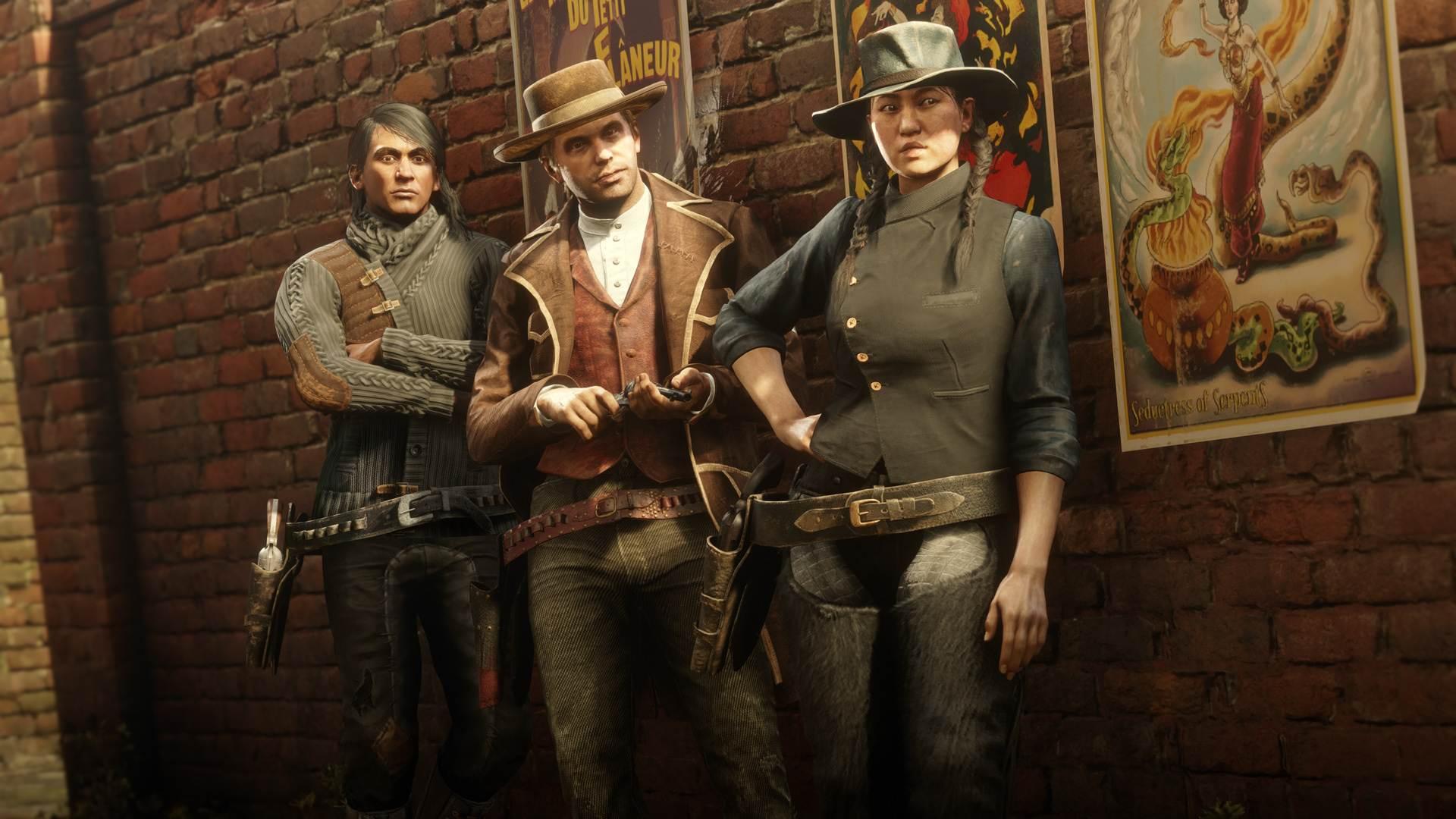 Red Dead Online – Bild 3