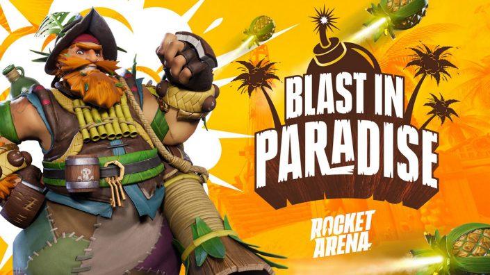 """Rocket Arena: Zeitlich begrenztes Event """"Paradiesische Zerstörung"""" steht bereit"""