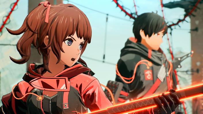 Scarlet Nexus: 10 Minuten Gameplay aus dem Action-Rollenspiel enthüllt