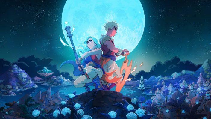 Sea of Stars: Eine Stunde frischer Spielszenen aus dem klassischen RPG