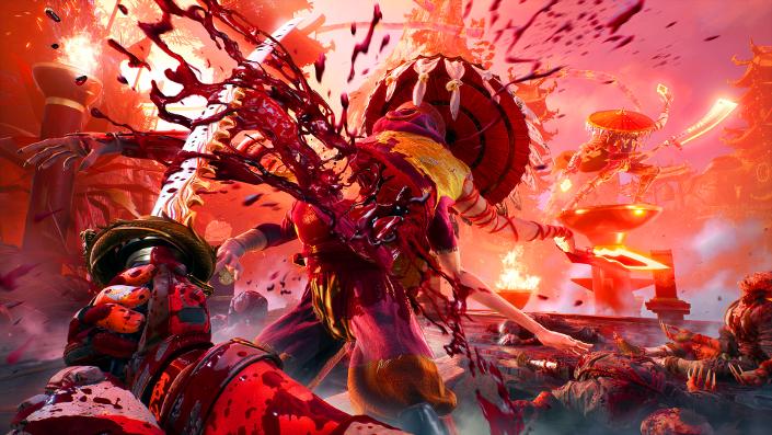 Shadow Warrior 3: Die höllischen Gegner zeigen sich im neuesten Trailer