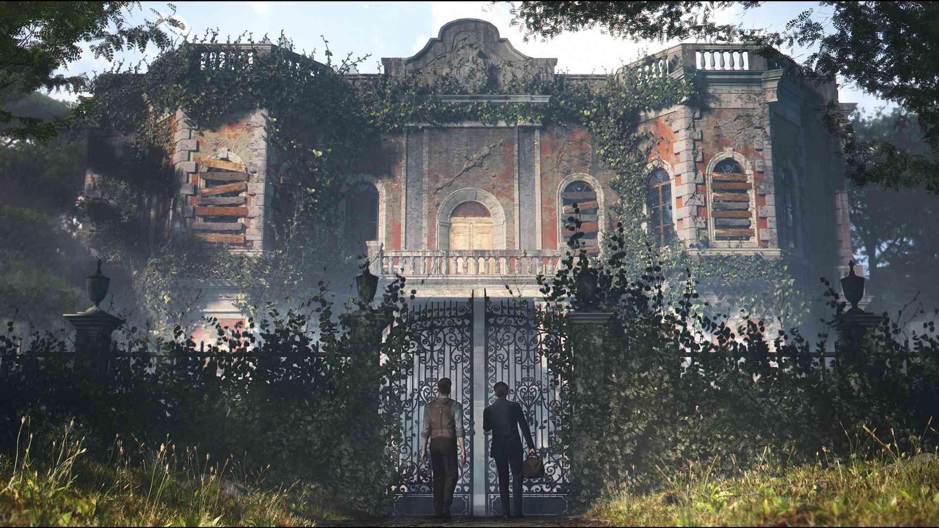 Sherlock Holmes Chapter One- Bild 5