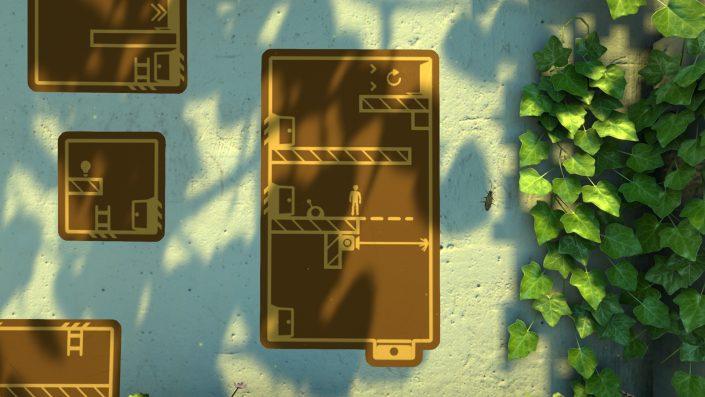 The Pedestrian: Einzigartiger Puzzle-Plattformer kommt auf die PlayStation 4 – Erster Trailer