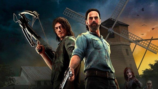 The Walking Dead Onslaught: Neue Gameplay-Details eingetroffen