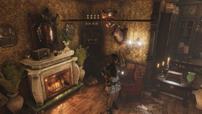 Tormented Souls: Horrorspiel-Entwickler sprechen über Einsatz des DualSense-Controllers