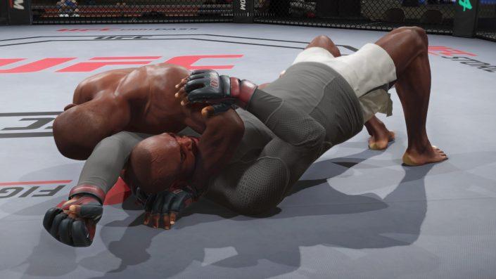 EA Sports UFC 4: Update 9.0 inkl. zwei neuen Kämpfern steht zum Download bereit