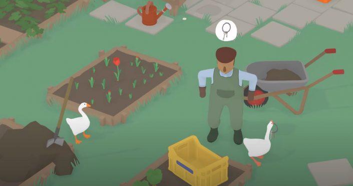 Untitled Goose Game: Koop-Modus veröffentlicht – Launch-Trailer