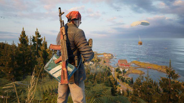 Vigor: Der Survival-Shooter erscheint für die PS4 und die PS5 – Trailer & Details