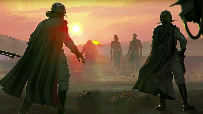 Star Wars The Mandalorian: Zenimax Online Studios könnte die Entwicklung übernehmen