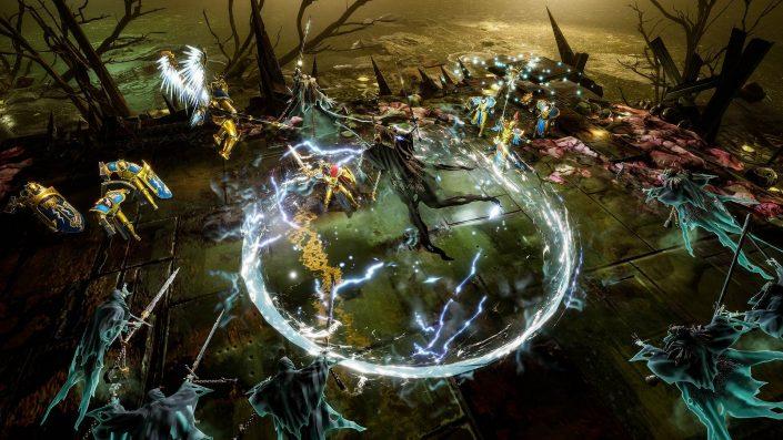 Warhammer Age of Sigmar – Storm Ground: Erster Trailer enthüllt Strategiespiel für PS5, XSX und PC