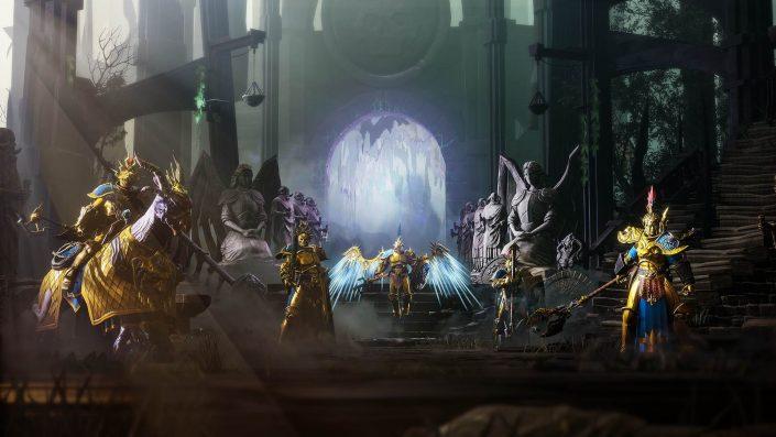 Warhammer Age of Sigmar Storm Ground: Das taktische Gameplay im neuen Video thematisiert